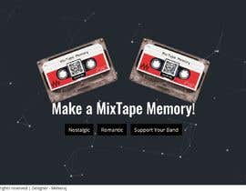 #7 untuk Redesign my website www.mixtapememory.com oleh mdmeheraj185