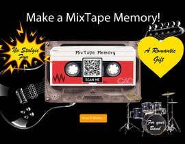 #14 untuk Redesign my website www.mixtapememory.com oleh rajbevin