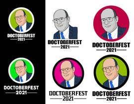 Nro 309 kilpailuun t-shirt  design  Doctoberfest 2021 käyttäjältä torab99