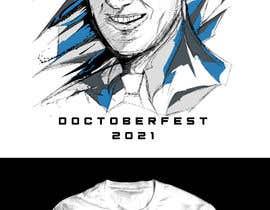 Nro 261 kilpailuun t-shirt  design  Doctoberfest 2021 käyttäjältä tmaclabi