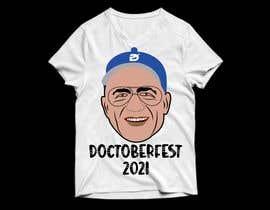 Nro 308 kilpailuun t-shirt  design  Doctoberfest 2021 käyttäjältä golammostafa722