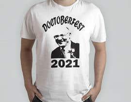 Nro 301 kilpailuun t-shirt  design  Doctoberfest 2021 käyttäjältä atiqrahman5102