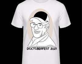 Nro 305 kilpailuun t-shirt  design  Doctoberfest 2021 käyttäjältä ansercreation