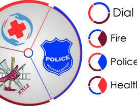 #17 for Design some Icons for Emergency Services af luaysalha