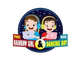 #38 for The Rainbow girl & the dancing boy by ArunVijayaraghav