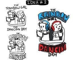#15 for The Rainbow girl & the dancing boy by ReiezJ