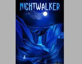 #318 for Nightwalker Cover Art - Spooky YA Fantasy by abdsigns