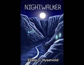 #115 for Nightwalker Cover Art - Spooky YA Fantasy by raulzmra