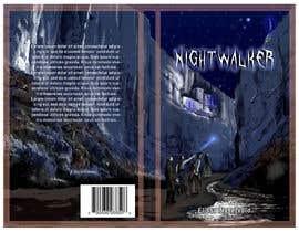 #253 for Nightwalker Cover Art - Spooky YA Fantasy by NamiKim