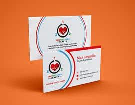 #214 para Business Card por ripondesign