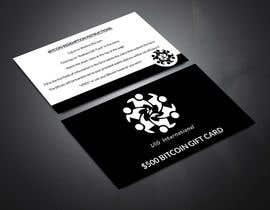 #14 para Create a Black & White Metal Business Card Design por prohlathroy95