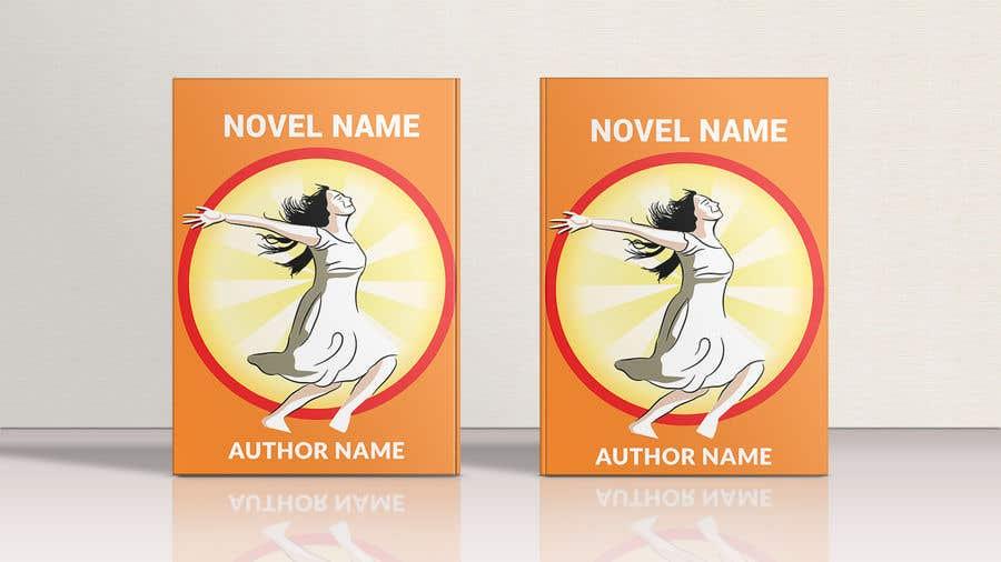 Kilpailutyö #                                        45                                      kilpailussa                                         Illustrator for Novel Cover Design (Fiction)