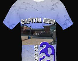 #4 for Cap high graduation shirts af bettyvergara03