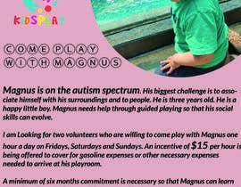 Rajasameer829 tarafından Magnus non-profit help için no 42