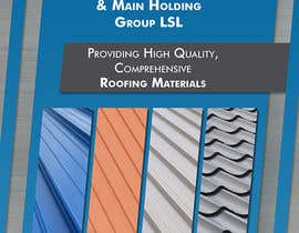 nº 18 pour Design a cover for high-end metal roof colour chart par DesignerKorin