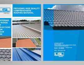#29 untuk Design a cover for high-end metal roof colour chart oleh mostofafx