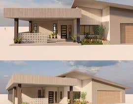 #13 para 3D House Render por itsmanishmanu