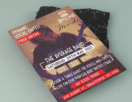 #83 for Flyer & Facebook Event cover for Music Event by junayedemon010