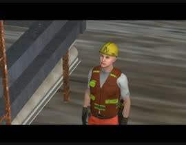 Nro 6 kilpailuun Personal Protective Equipment Instruction Animation käyttäjältä Joshart