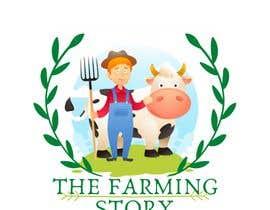 "#216 untuk Design a Logo for a ""Organic Farming Company"" oleh najwanabila134"