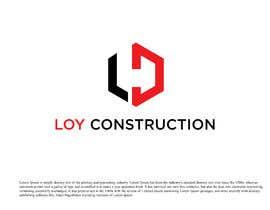Nro 93 kilpailuun Logo for a Construction Company: Square Icon & Text käyttäjältä techndesign25