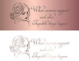 #34 untuk Make me a simple merchandise design oleh raihankobirraih3