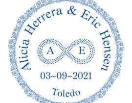 #46 for I need a wedding logo designer by lena512