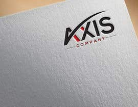 #413 for AXIS  COMPANY LOGO by alauddinh957