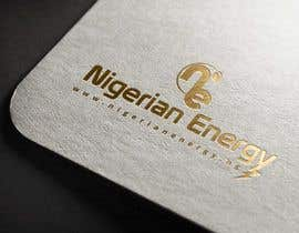 #35 for Design a Logo for www.nigerianenergy.ng by infosouhayl