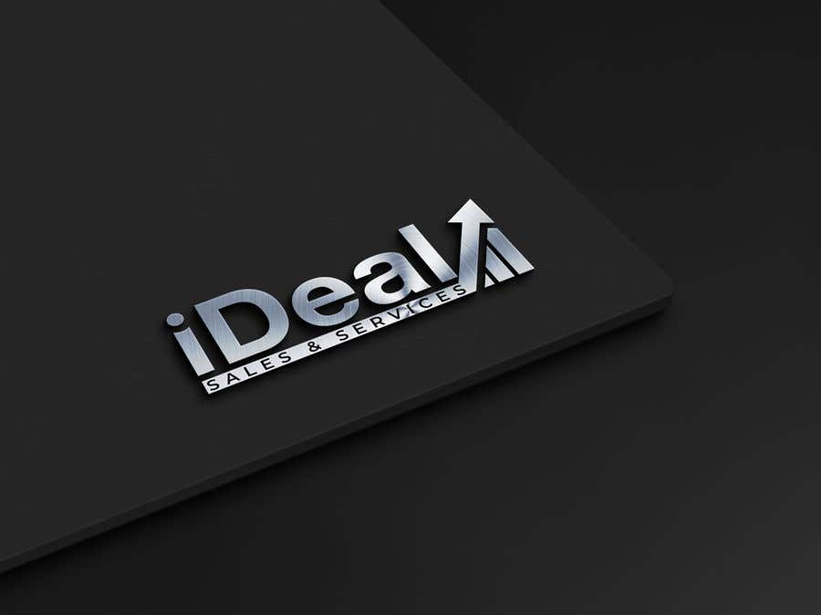 Contest Entry #                                        177                                      for                                         Logo for iDeal Sales & Services