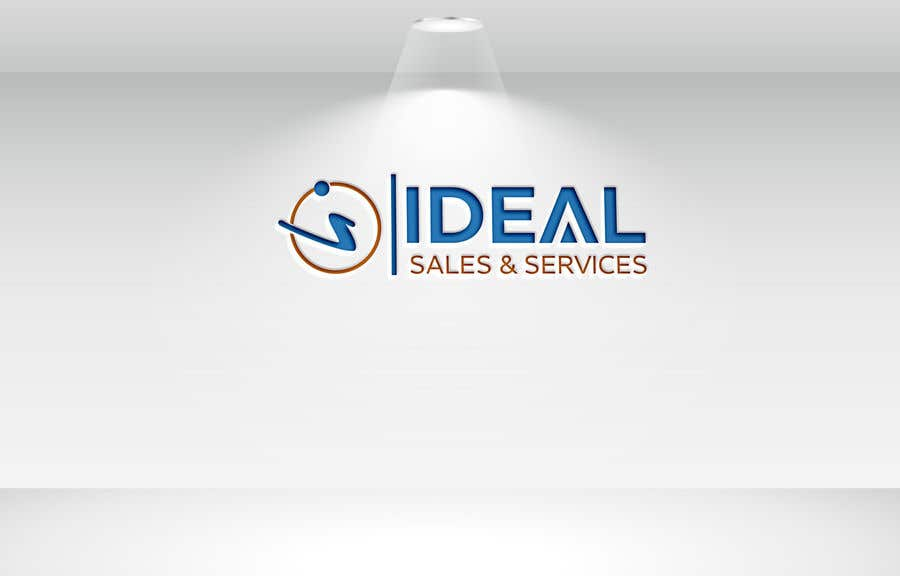 Contest Entry #                                        49                                      for                                         Logo for iDeal Sales & Services