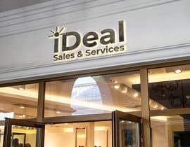 #193 for Logo for iDeal Sales & Services by bmstnazma767