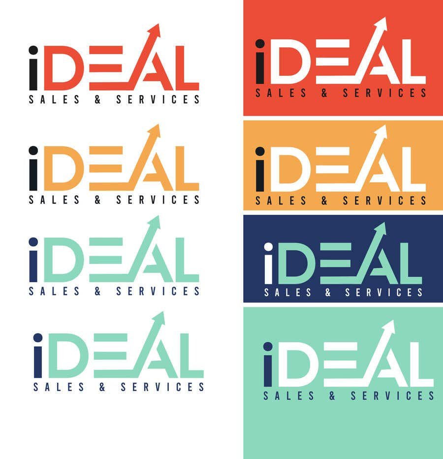 Contest Entry #                                        215                                      for                                         Logo for iDeal Sales & Services