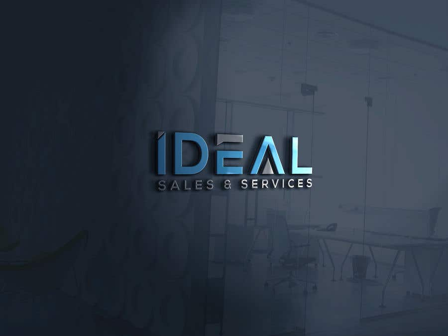 Contest Entry #                                        203                                      for                                         Logo for iDeal Sales & Services