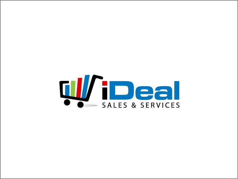 Contest Entry #                                        94                                      for                                         Logo for iDeal Sales & Services