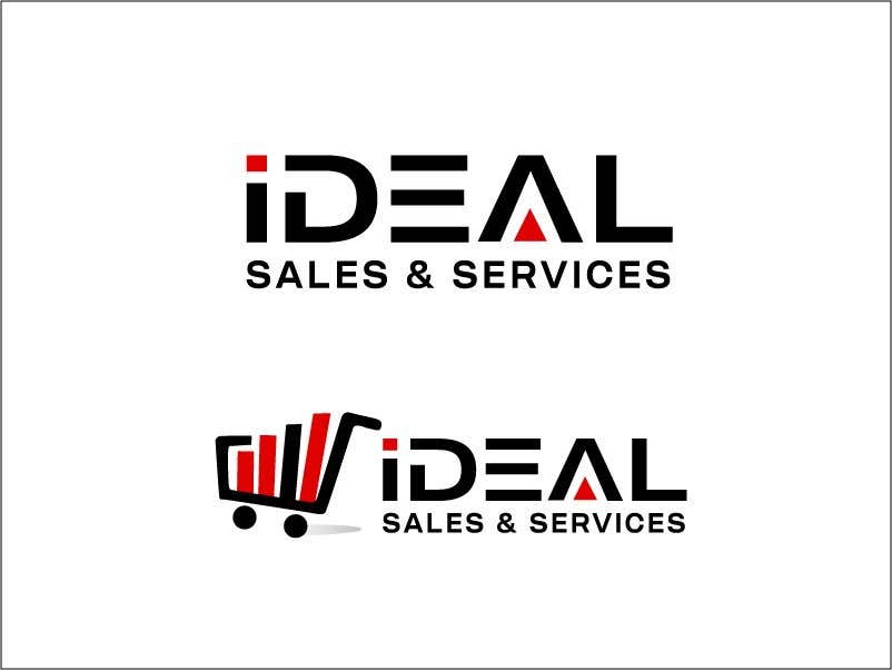 Contest Entry #                                        95                                      for                                         Logo for iDeal Sales & Services