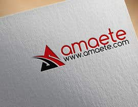 #61 for Design a Logo for my personal blog www.Amaete.com by stojicicsrdjan