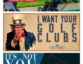 Nro 7 kilpailuun Golf Shop Advertising Pictures / Designs käyttäjältä onajessie