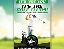 Nro 27 kilpailuun Golf Shop Advertising Pictures / Designs käyttäjältä SaravananK06