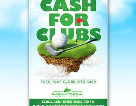 Nro 28 kilpailuun Golf Shop Advertising Pictures / Designs käyttäjältä SaravananK06