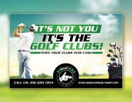 Nro 29 kilpailuun Golf Shop Advertising Pictures / Designs käyttäjältä SaravananK06