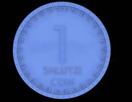 #9 for Design a 3D coin for me to 3D print by japaned