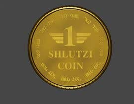 #8 for Design a 3D coin for me to 3D print by nijingkrishnan