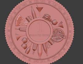 #4 for Design a 3D coin for me to 3D print by Flecter