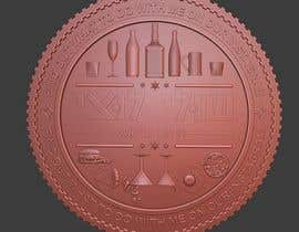 #13 for Design a 3D coin for me to 3D print by Flecter