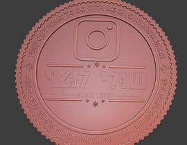 #17 for Design a 3D coin for me to 3D print by Flecter