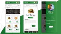 Grocery & Food App design için Graphic Design181 No.lu Yarışma Girdisi