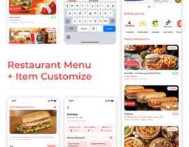aniketmusmade tarafından Grocery & Food App design için no 287