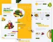Grocery & Food App design için Graphic Design269 No.lu Yarışma Girdisi
