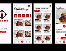srialokbiswas tarafından Grocery & Food App design için no 89